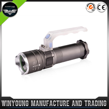 Good for you Daily Life Rechargeable Torch Light Manufacturers