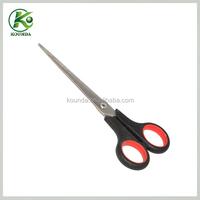 Easy hold colorful handle home scissor/long blade scissors