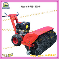 2013 newest design snow sweeper/ snow sweeper machine
