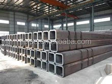 ASTM A315-B Cold Drawn Seamless Square Steel Tube/ Square Steel Pipe chian manufacturer