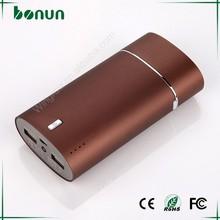 China Exporter manual for power bank battery charger External Portable Power Bank 5600mah