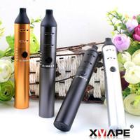 Best sale two charge methods vape X Max V2 Pro dry herb chamber vaporizer pen vapor max