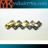 High Quality Hot Selling Side Release Metal Buckle for bags and luggage