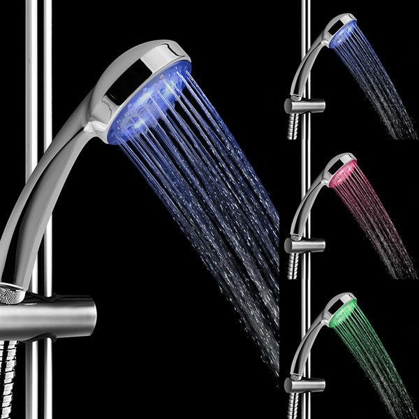 Changement de couleur rgb led du capteur de temp rature - Temperature salle de bain ...