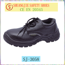 L-3058 hot selling steel toe wholesale safety shoes price in india