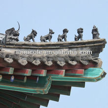 roof association for Chinese ancient style