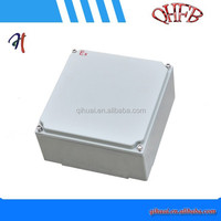 Industrial electrical aluminum alloy junction boxes