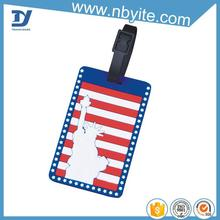 colorful graduation personalized wholesale vinyl goods tag