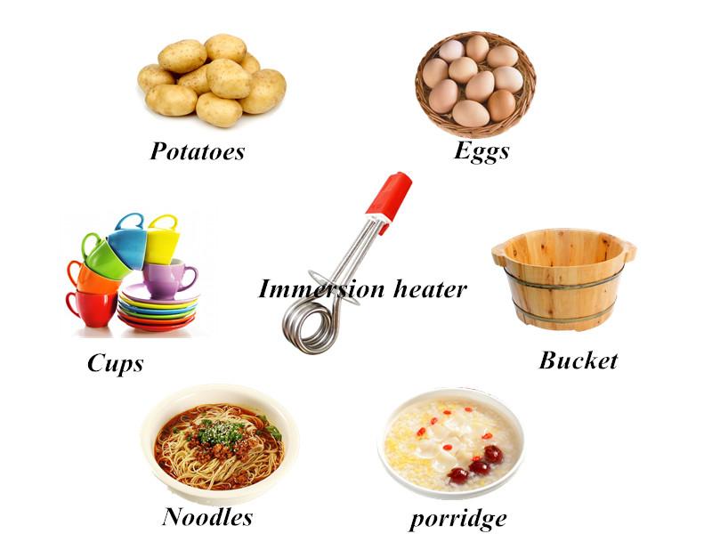 Petits appareils de cuisine chauffe lait lectrique - Thermoplongeur cuisine ...