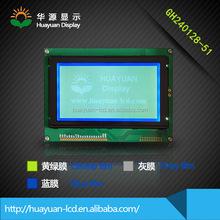 lcd 240128 Blue dot matrix LCD module.