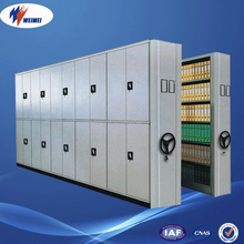Mobile Compactor, Mobile Shelving Storage, High Density Cabinet