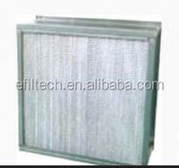 ULPA H11 H12 H14 U15 U16 U17 Cleanrooms Air Filter vacuum clean hepa filter