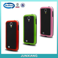 tpu and PC antislip phone case for Samsung galaxy s4
