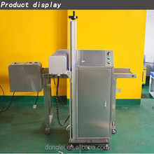 30 watt CO2 laser marking machine, carbon dioxide laser to spurt the code machine, Automatic date printing machine