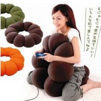 New product as seen on tv travel neck pillow emoji pillow body pillow sofa throw pillow back cushion types of decorative pillow