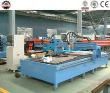 Hoston Brand Plasma Profile Cutting Machine, Table Type CNC Plasma Cutter for metal
