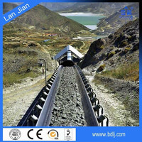 CE/SGS/ISO certificate China best selling products canvas rubber cotton fabric conveyor belt for paper mill