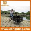 2015 new model cargo passenger tricycle/3 wheel motor bike for kids