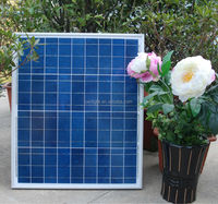 Top supplier high quality sunpower 50W Poly Solar Panel, High efficiecey poly solar module 50W, A gread poly 50W solar panel