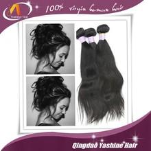Wholesale factory price European human hair weaving , 100% brazilian remy human hair