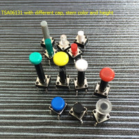 China Manufacturer Khan Quality install push button switch