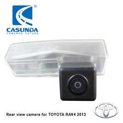 CCD night vision wifi car reverse camera for TOYOTA RAV4 2014