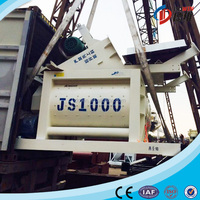 JS1000 CE&ISO approved concrete mixer in kenya