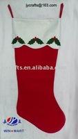 """48"""" felt large Christmas stocking"""