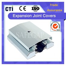 Cement Anti Corrosion Waterproof Roof Expansion Joint Cover Plates