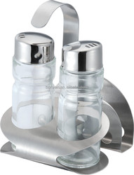 Kitchenware Glass & Stainless Steel glass oil cruet
