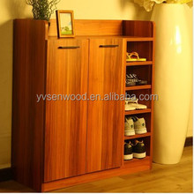 PB/MDF antique shoe cabinet