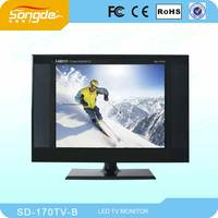 flat screen 17 inch lcd tv with factory price tv usb and dhmi lcd tv