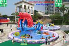 cheap colorful inflatable water park for sale, exciting inflatable aqua park for sale2014
