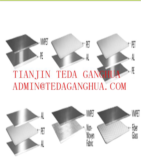 Бытовая Пищевая упаковка алюминиевой фольги jumbo ролл