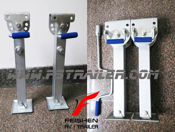 Model Because Our Holes Run Through The Jack Legs From Side To Side, The Two Side Rods Can Be Blot Directly To The Legs However, The Two Front Rods Will Need To Be Attached To The Other Two Lbrackets Which Can Be Bolted Directly To The Legs The L