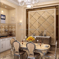 Fashionable porcelain bronze tiles 60x60 abalone tiles from new zealand