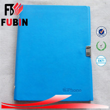 made in china leather paper notebook for dairy