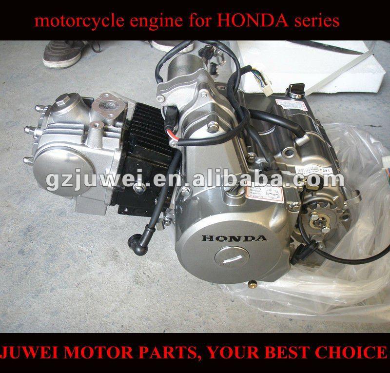 Haute qualité motorcycle engine pour 70cc, 100cc, 110cc, 125cc, 150cc, 200CC