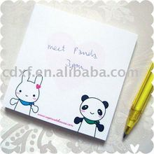 Advertising Product/Sticky Pad with high quality