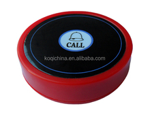 Wireless Call Button for Restaurant customer table calling waiter service