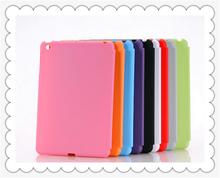 usiness Soft Silicon Transparent Back Cover for iPad mini1/2/3 Jelly Clear TPU Case Smart Cover for iPad mini1 mini2 mini3