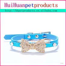 Wholesale pet supplies Bow Tie dog Collar