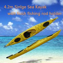 plastic sea kayak / kayak fishing cheap / competition kayak