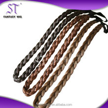 Tangle free and soft valentine hair braiding