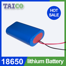 Newest Rechargeable 2000mah Fast Shipping 18650 8.4v li ion battery
