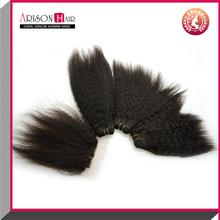 Hot sale kinky straight hair extension vietnam