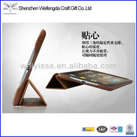 360 Degrees Rotating Leather Case For iPad 3 Cover
