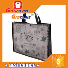 High quality best selling eco-friendly fashion laminated non woven bag factory