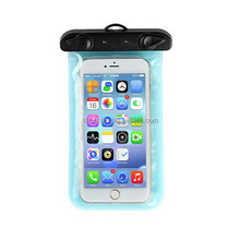 Bottom price new products outdoor waterproof cell phone belt bag