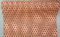 wholesale popular decoration 5*10mm ceramics pearl beads and star fitting rhinestone mesh